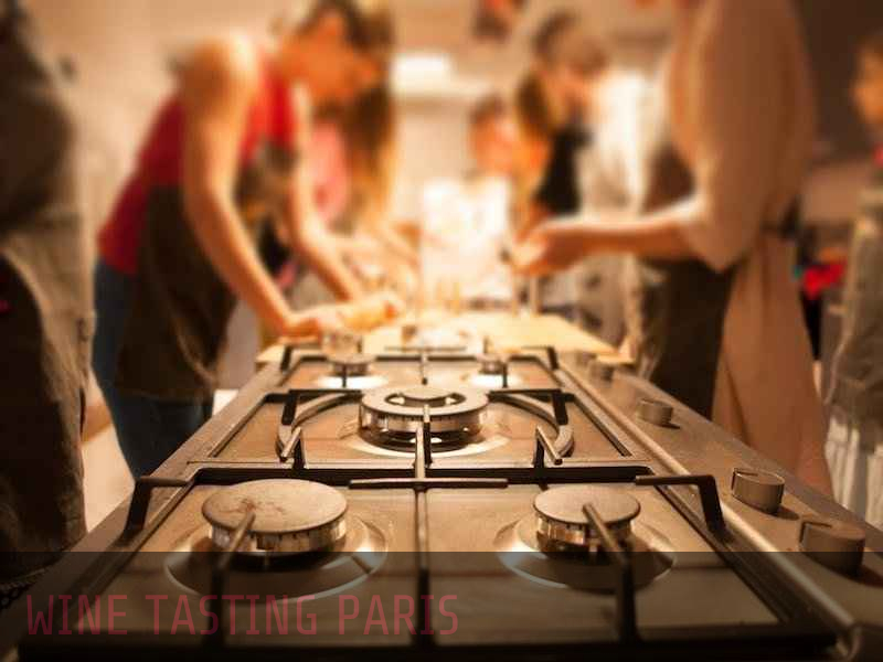 Cooking class Paris english speaking